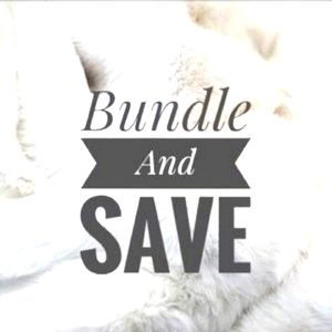Bundle + Save - MAKE ME AN OFFER!